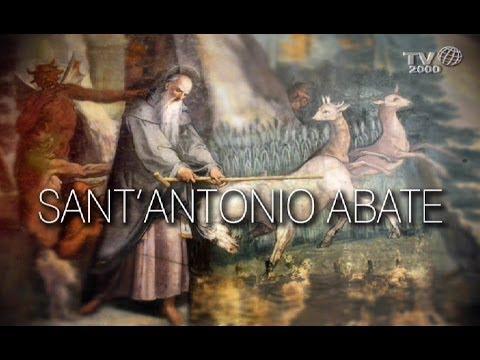 la devozione a sant'antonio abate. santo del fuoco e degli animali.