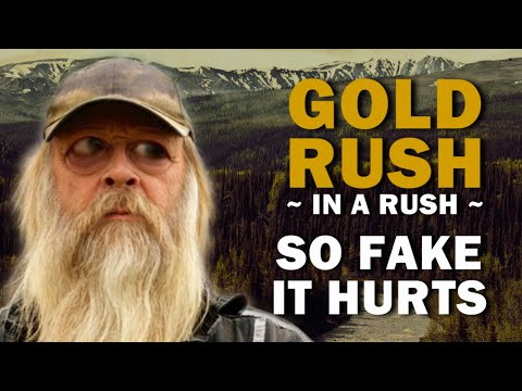 Gold Rush: Season 11 - So Fake It Hurts
