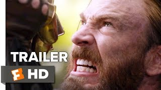 Avengers: Infinity War Trailer #2 (2018) | Movieclips Trailers