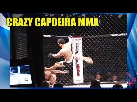 Crazy Capoeira MMA (видео)