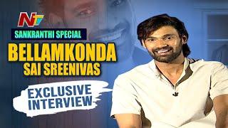 Bellamkonda Sai Sreenivas Exclusive Interview   Sankranthi Special
