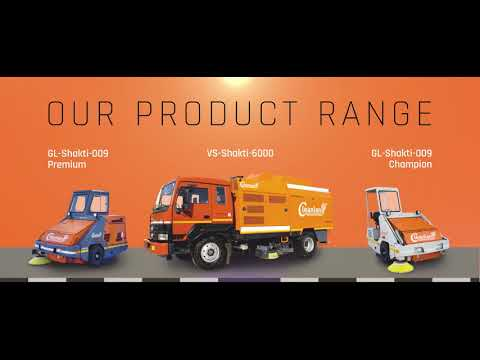 A Trusted Brand for Road Cleaning Machine in Every Place and Space