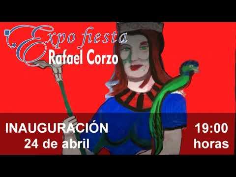 Expo fiesta Rafael Corzo