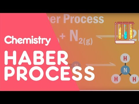 What is the Haber Process | The Chemistry Journey | The Fuse School