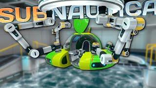 SUBMERGED BASE BUILDING - Subnautica #10