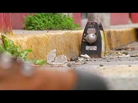 Mexique : un conteneur radioactif retrouvé dans la rue
