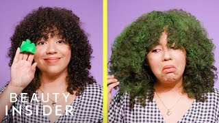Video I Tried Four Temporary Hair Dyes That Change Your Hair Color In Seconds MP3, 3GP, MP4, WEBM, AVI, FLV Juli 2019