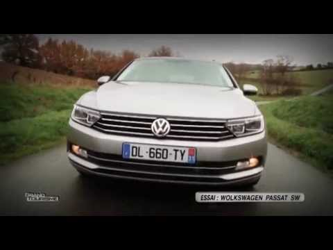 VOLKSWAGEN PASSAT SW d'occasion 1.6 TDI 120ch BlueMotion Technology Confortline Business