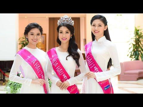 Trực Tiếp Đêm Chung kết Hoa Hậu Việt Nam 2016