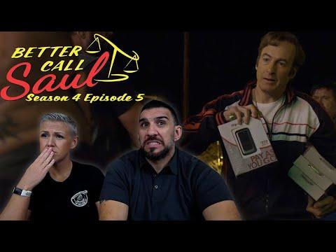 Better Call Saul Season 4 Episode 5 'Quite a Ride' REACTION!!