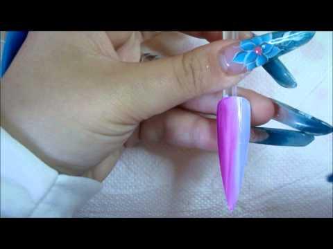 nail art - effetto shade