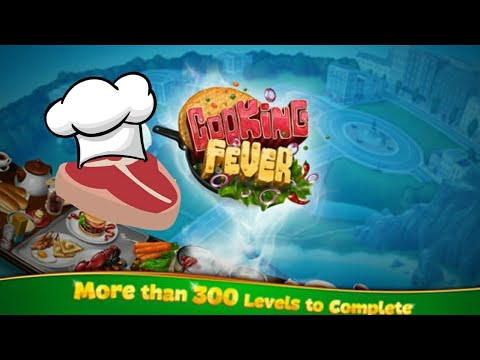 Automatic MEAT COOKER || Cooking Fever 17-22