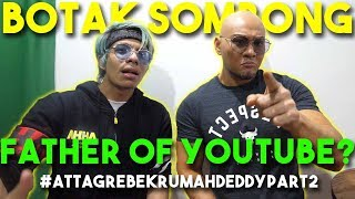 Download Video Tempat Rahasia DEDDY Corbuzier! Father of Youtube? #AttaGrebekRumah Deddy Part 2 MP3 3GP MP4