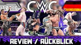 Nonton Wwe Cwc Review   17 08 16  S01e06    Die Positiven   Berraschungen   Deutsch German  Film Subtitle Indonesia Streaming Movie Download