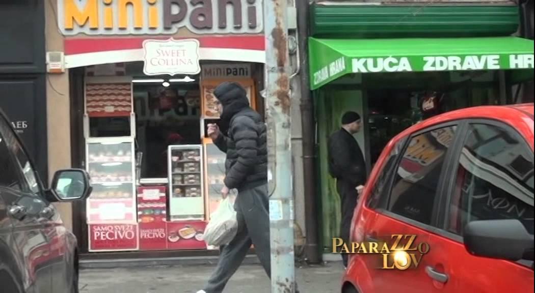 Paparazzo lov: Bane Mojicevic sa trudnom suprugom