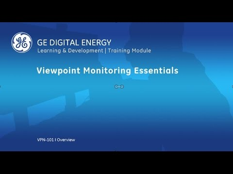 ENR-101 l Viewpoint Monitoring Essentials v1