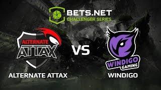 Windigo vs ALTERNATE aTTaX, Bets.net Challenger Series