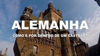 Como é por dentro de um castelo? - Navegando pela Alemanha l Ep. 3 l Cochem