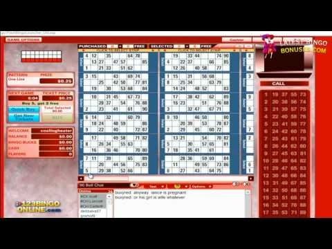 123 Bingo Video Review