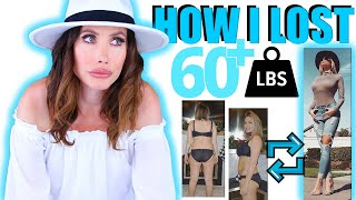 How I Lost 60 lbs. by Channon Rose