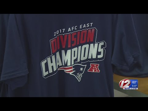 Patriots fans confident about upcoming playoff game