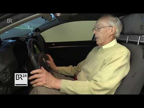Automatisiertes Fahren für Senioren - im Test