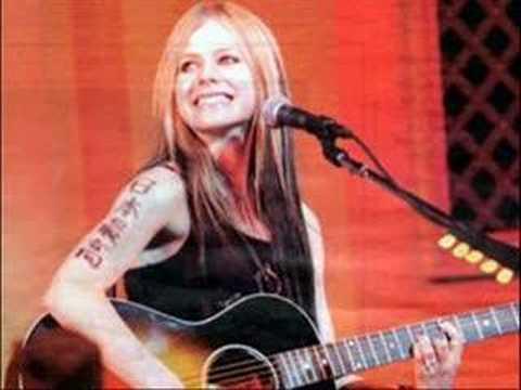 Tekst piosenki Avril Lavigne - Kiss me po polsku