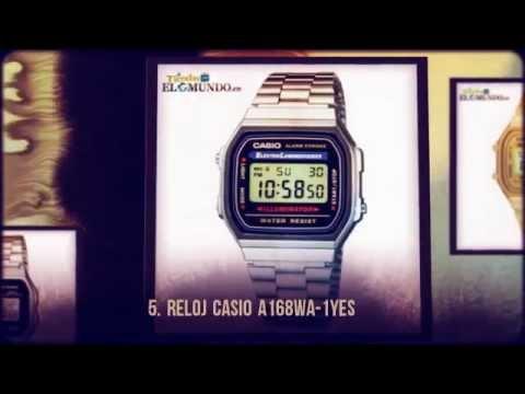 Relojes CASIO Retro Más Vendidos 2012