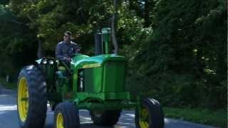 5th Annual Heritage Tractor Drive - September 2012