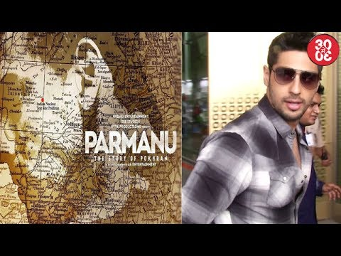 John Abraham Shares 'Parmanu's Poster' | Sidharth
