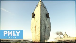 BIGGEST SHIPS YET | Light Cruisers Are HERE! (War Thunder Naval Forces Gameplay)