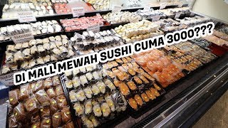 Video SUSHI CUMA 3000AN DI MALL MEWAH?? MP3, 3GP, MP4, WEBM, AVI, FLV Maret 2019