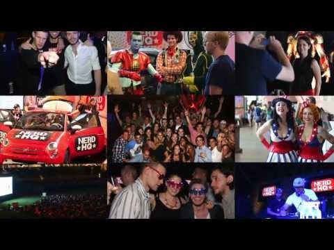 Nerd - Hey nerds, here is the official recap video from Nerd HQ 2013. Thanks so much for being a part of the fun. Please go to http://igg.me/at/iwantmynerdhq to sup...