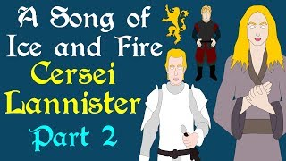 """A brief history of Cersei Lannister from her marriage to Robert Baratheon to the King's death and the war that followed. Based on the series A Song of Ice and Fire by George R. R. Martin.Support Civilization Ex with a Monthly Pledge of your choice at:https://www.patreon.com/civilizationexFollow us https://twitter.com/civilizationexVisit our Site: http://www.civilizationex.com/Music By RFGBc: https://www.youtube.com/channel/UCQKGLOK2FqmVgVwYferltKQMusic by Ross Bugden (RFGB): """"Ice and Fire""""https://www.youtube.com/channel/UCQKG...If you would like to show your support, please Donate! :)https://www.paypal.com/cgi-bin/webscr..."""