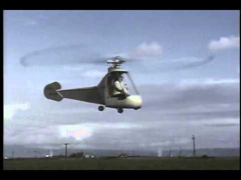 Hiller Hornet, ca. 1953