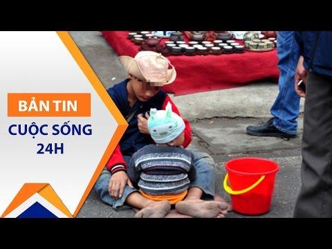 Xử lý kẻ lợi dụng người khuyết tật, trẻ em | VTC - Thời lượng: 65 giây.