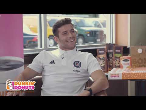 Video: Cup of Dunkin' with Brandt Bronico