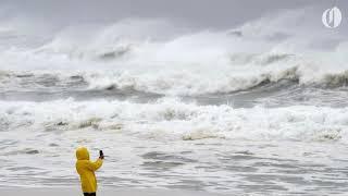 Hurricane Michael's 155 MPH winds slam Florida Panhandle
