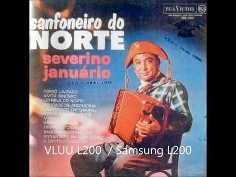Severino Januário – O Canto do Azulão
