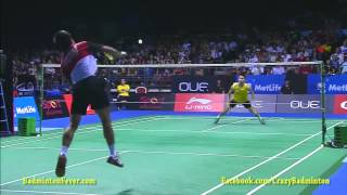 Download Video Badminton Highlights - Lee Chong Wei vs Simon Santoso - Singapore Open 2014 MP3 3GP MP4