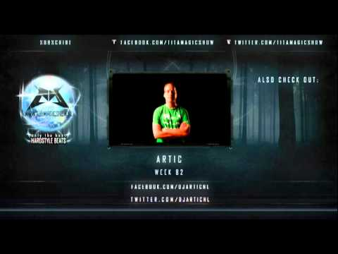 The Magic Show Podcast 82 | Audiofreq, E-Force, Artic, Shockerz