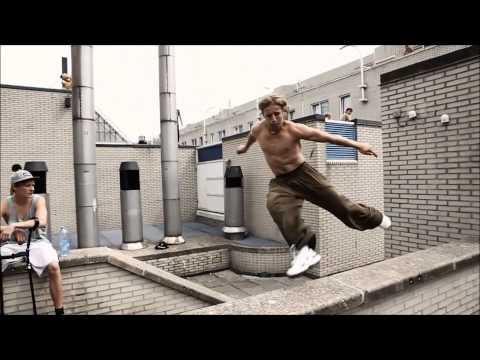 free running - CLICK HERE FOR MORE PARKOUR-http://www.youtube.com/watch?v=pPfMhZXCTcs Parkour and Freerunning Clothing Store:http://stuntsamazing.spreadshirt.com/ Like Park...