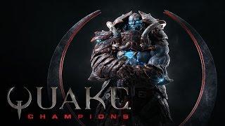Видео к игре Quake Champions из публикации: Новым героем Quake Champions стал предводитель разбойников-грейсов
