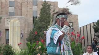 Solidarity with Standing Rock Rally in Boulder
