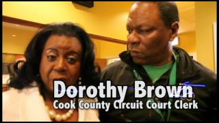 Pastor Parks And Dorothy Brown