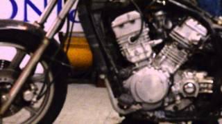 10. 2004 Kawasaki VN750
