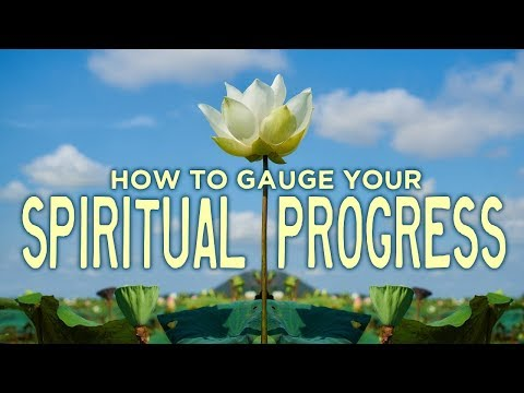 Nada Video: How Do I Know if I Am Making Any Spiritual Progress?