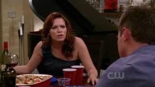 Bethany Joy Galeotti/Haley James Scott in 714: Family Affair #9