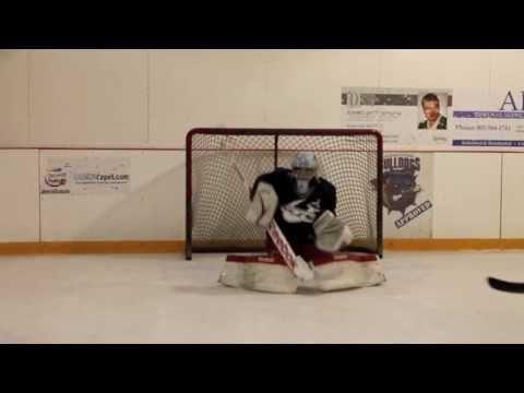 12 Year Old Hockey Goalie 2013