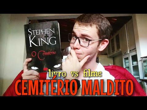 Livro vs Filme: Cemitério Maldito (Remake) (COM SPOILERS)